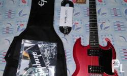 I'm selling my Epiphone SG Electric Guitar. Bought from