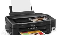 Epson's smallest, single-function ink tank system