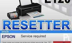 Epson L120 L1300 Reset for Sale in Taguig City, National Capital