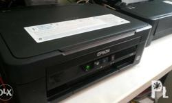 Epson L210 7,000 -converted into sublimation ink