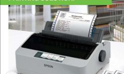 24-Pin Narrow Carriage Impact Printer Your fast and