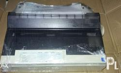 For sale! Epson lx300+ dot matrix printer. With