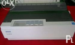 WE ARE SPECIALIZED IN ANY EPSON DOT MATRIX good for