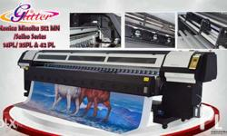 6 ft Tarpaulin Printer with Package 1 year free
