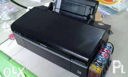 Epson T60 good condition 6mo used but not abused.. With