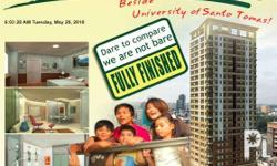 Espana Grand Residences Studio Unit for SALE!!!