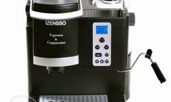 This is a full function Espresso Coffee Maker which is