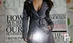 For sale is the June 2009 issue of Esquire USA