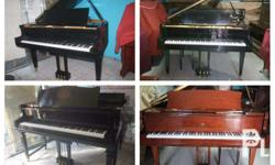 Ed Piano Repair Shop -Secondhand Quality Upright and