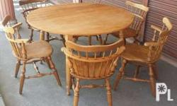 Ethan Allen Early American Maple Dining Table �Made