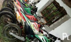 Euro gtx and rusi kr jumper 150cc All units wth Cmplte