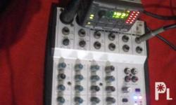 Set includess the following: Behringer Eurorack UB802