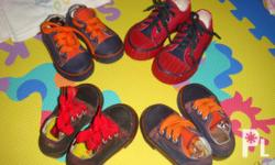Deskripsiyon Am selling EVANS SHOES FOR BABY BRAND NEW