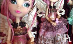 For sale CA Cupid Thronecoming Doll. In excellent /