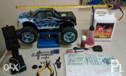 For sale: EXCEED NITRO TRUCK 1:10 SCALE php 15,000