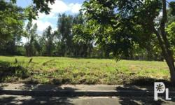 Lot for Sale in San Pedro 25% promo outright discount