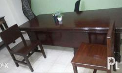 33X88 Elegant executive office table. extra big for