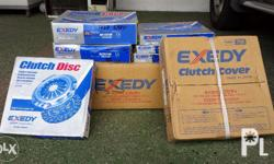 For Sale: Exedy Clutch Discs and Pressure Plates Brand