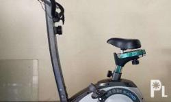 Selling Exercise Bike in excellent condition. Rarely
