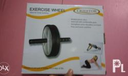 Brandnew exercise wheel a.k.a. ab roller for sale P600