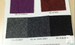 Exhibit carpet used for event/booth, carpet roll ,