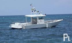 Exotic Patrol Boat For Sale