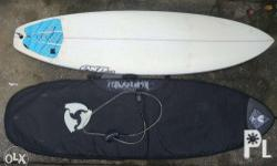 Selling an already used Exp Australia surfboard