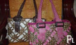 we are selling native abaca bags. we retail and