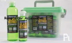 Express glass restorer CASH ON DELIVERY kami mga sir at