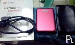 2.5 HDD USB 3.0 willing to swap as lng kayo An external