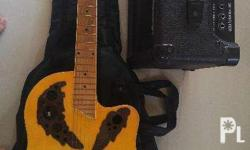 Slightly used Extreme Guitar with amplifier GT20 What
