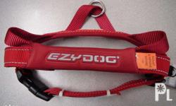 1. Dog Rashies 50+UV Protection Large 18.5in/47cm Red =