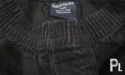 Slightly used. Faded Glory pants for kids: 24mos.