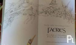 Beautifully illustrated fantasy book Hardbound, with