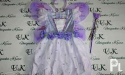 Fairy Dress Costume Set P350 Dress: Excellent Used