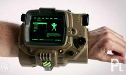 The pipboy that came with the collectors edition of