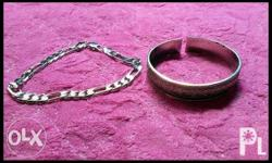 "Selling ""Mens Fancy Bracelet + Tribal Cuff"" Details:"