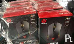 FanTech X9 Thor Macro RGB Gaming Mouse Please check the