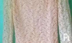 Color: Pastel Pink Best to wear in semi-formal and