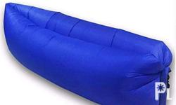 Fast Inflate Banana Bed Limited Stock. Price Subject To
