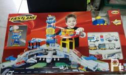 FOR SALE: Fastlane Airport set Brand new, complete,