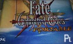 fate stay psp