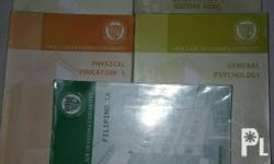 First year books for Fatima Students which includes 5