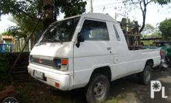 fb type l300, gas engine, very good running condition