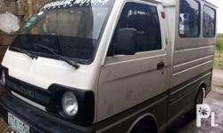 Fb multicab suzuki 12 valve good running condition