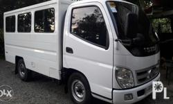 Fb type foton tornado 2017 model Manual trans As good