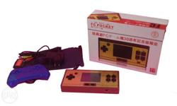 Handheld portable Famicom system! Play your favorite