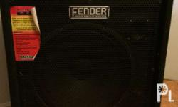 Fender Rumble 100W Sound great as new. Genuine Bought