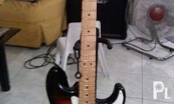 For Sale Only Fender Stratocaster Standard Series Made