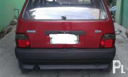 selling my Fiat uno second hand Cold aircon Good